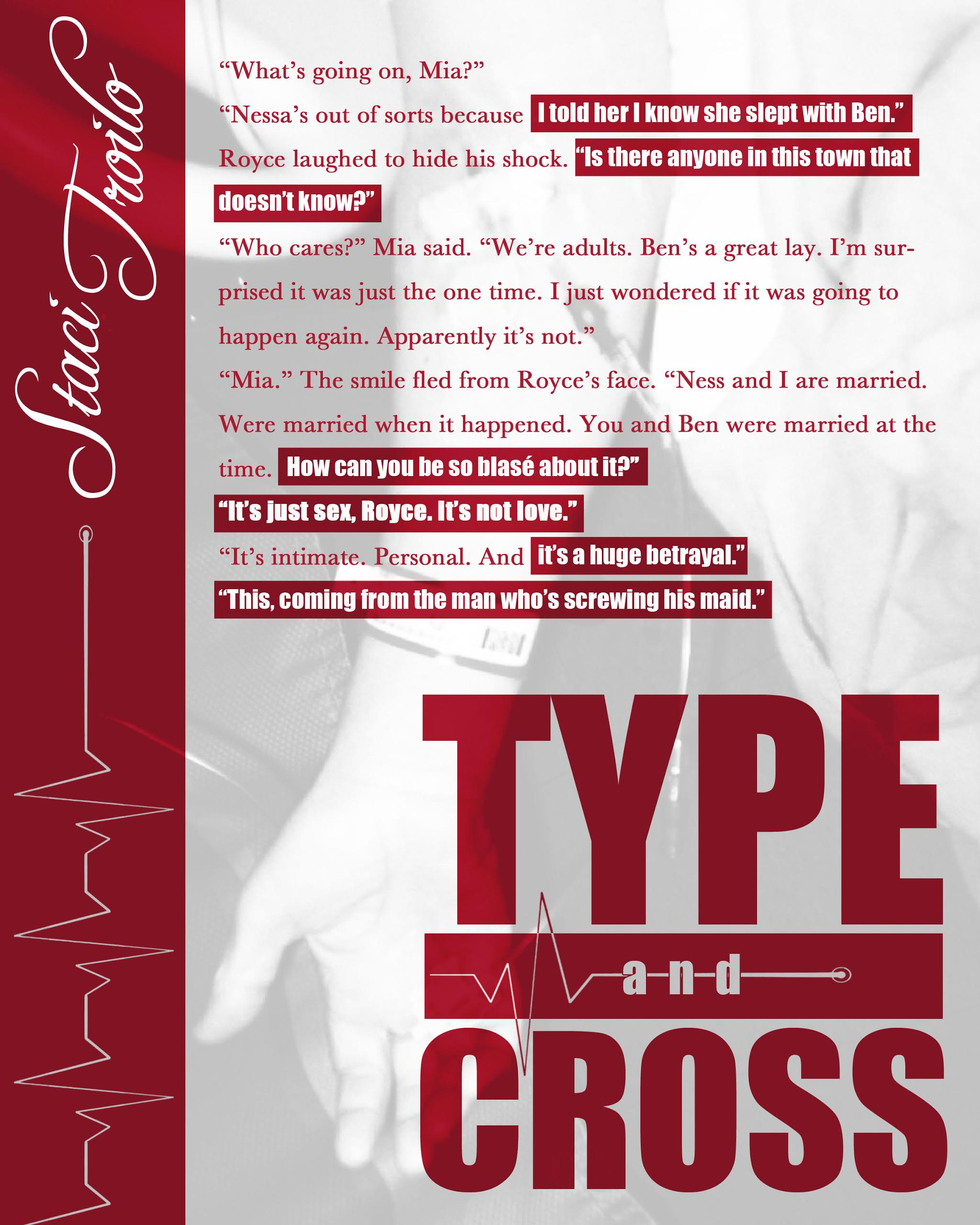 Type and Cross   Story Empire