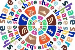 Content Curation color wheel