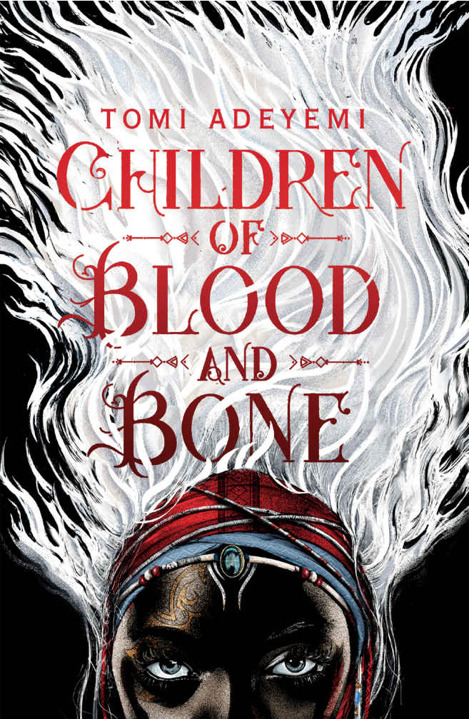 Friday Book Share: Children of Blood and Bone