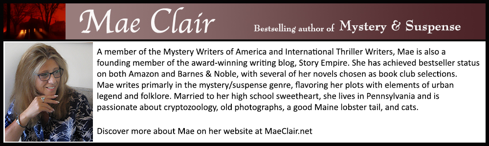 Bio box for Mae Clair