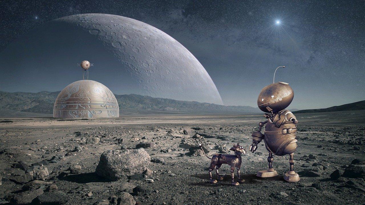 Science Fiction Landscape